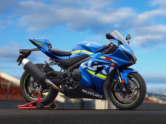 Suzuki apresenta nova GSX-R1000 em Milão