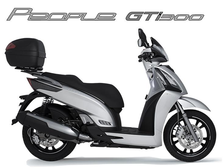 PEOPLE GTi 300