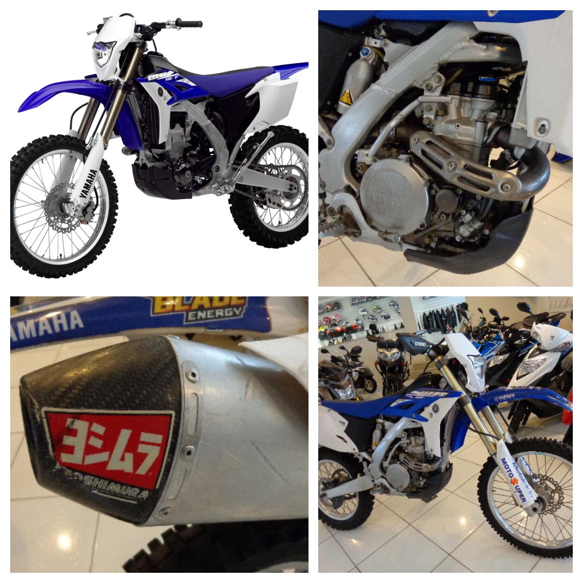 Wr 450F